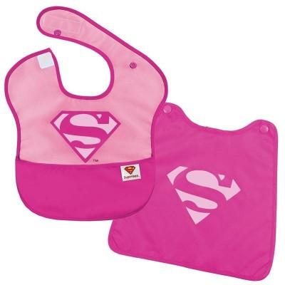 Babero Molto Supergirl Con Capa