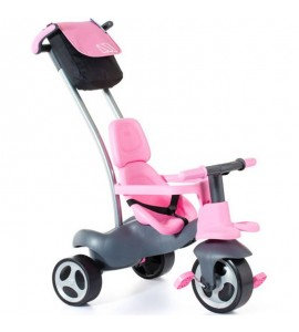 Triciclo Molto Urban Trike Soft Rosa