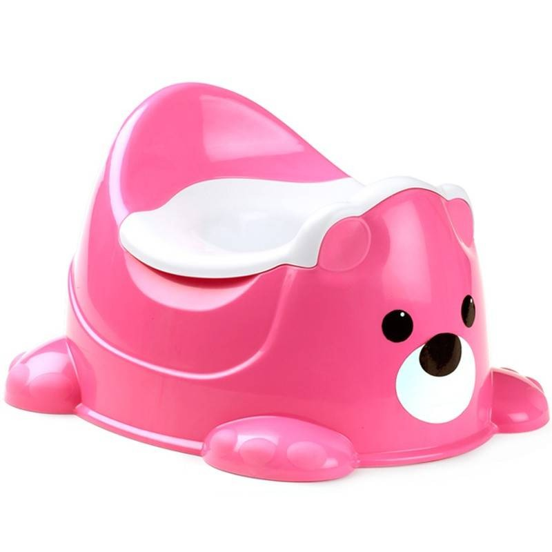 Molto Orinal Infantil Potty Color Rosa