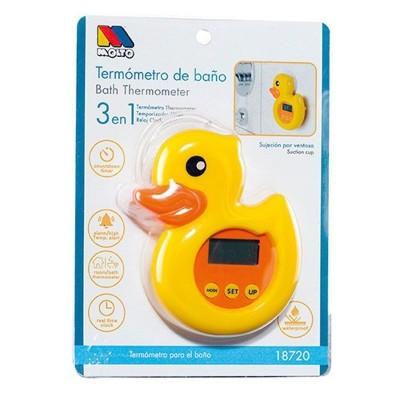 Termometro de Baño Molto Pato Con Ventosa