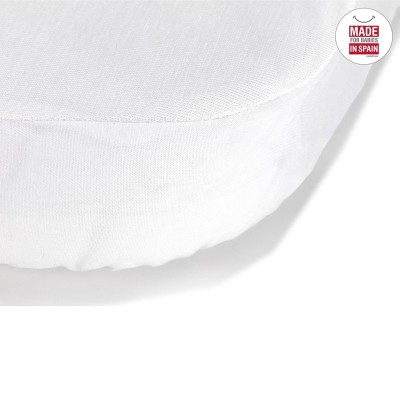 Sabana Bajera Para Cuna 70x140 Impermeable Tencel Cambrass