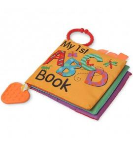 Libro Textil Infantil de Juguete Actividades de Kiokids