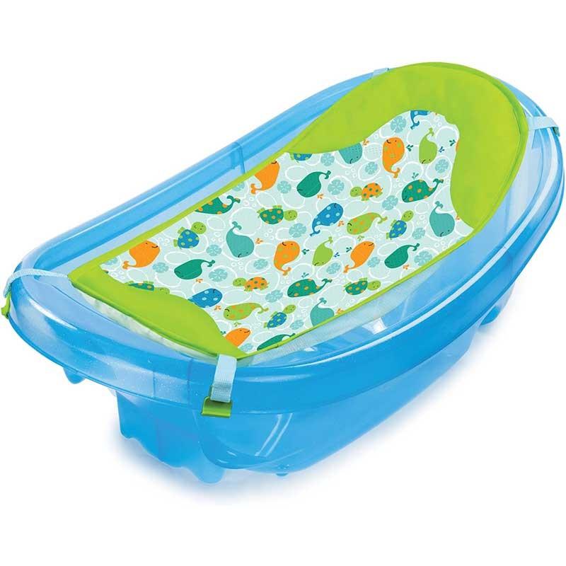Bañera Summer Con Hamaca Sparkle And Splash