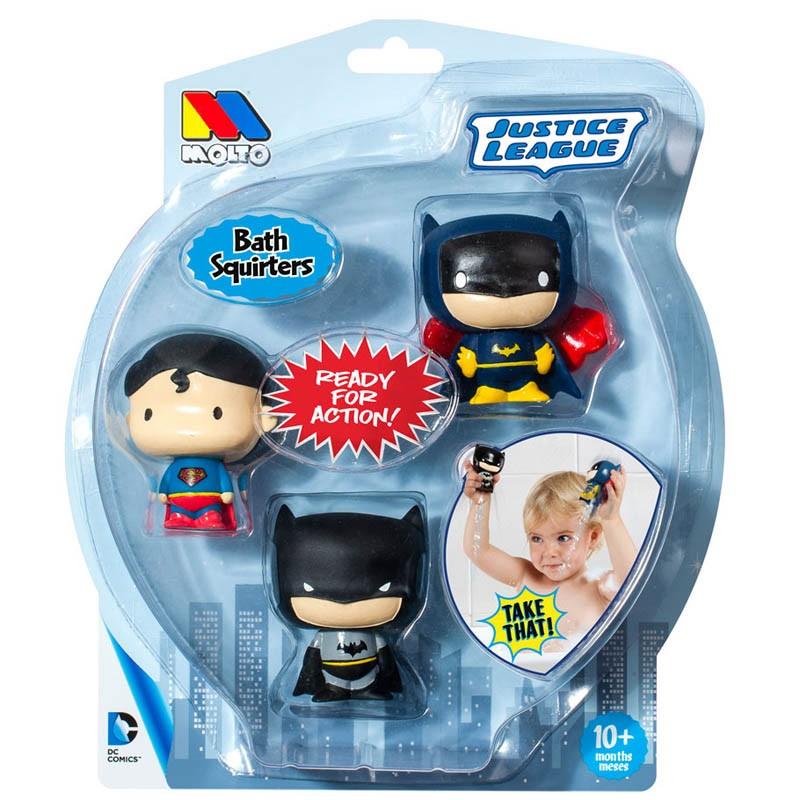 Set De Superheroes Molto...